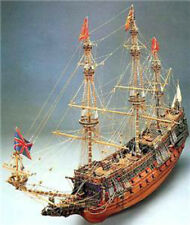 "Beautiful, Popular Wooden Ship Kit by Mantua: ""Sovereign of the Seas"""