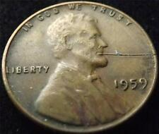 1959 USA Lincoln 1 CENT COIN