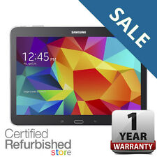Samsung Galaxy Tab 4 10.1 SM-T530 16GB Black WiFi Android Tablet PC | Warranty