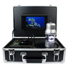 "7"" LCD Underwater 50m Video Camera System Fish Finder 700TVL 14 LED+SD Card B2C"