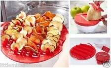 MICROWAVE CRISP MAKER SET * CHIP SWEET POTATO BEETROOT APPLE PUMPKIN SLICER TRAY