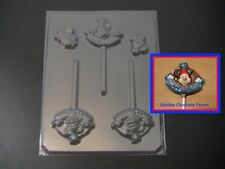 MICKEY MOUSE BIRTHDAY Chocolate Soap Candy Mold