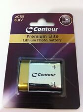 1 x 2CR5  6v  Lithium Battery by Contour (DL245,EL2CR5