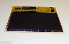 Microfich Ersatzteilkatalog Mazda MX - 3 Modelle ab 1993 Stand 10/1996