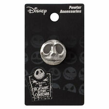 Nightmare Before Christmas Jack Skellington Pewter Lapel Pin Badge (Tim Burton)