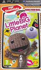 LITTLE BIG PLANET ✰ Sony PSP ✰ Usato ITALIANO (in foto)
