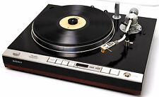 Sony PS-X65 HIGH-END PLATTENSPIELER TURNTABLE MIT AUDIO-TECHNICA TONABNEHMER