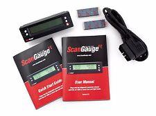 Scangauge II 2 OBD II 2 Code Scanner OBD 2 Computer MPG Fuel Economy Gauge