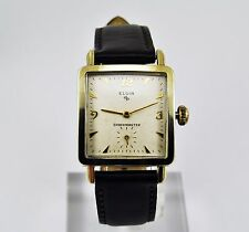 SERVICED-Elgin Lakeview Vintage American Watch.  30 Day guarantee.