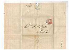 1879 Veracruz Mexico Cover to Puebla Dr Antonio Lopez