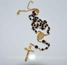 Dolce & Gabbana Joyas Cruz Colgante Collar Regalo Italia Oro tema católica