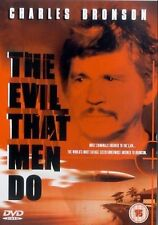 The Evil That Men Do DVD Charles Bronson Theresa Saldana  Brand New and Sealed