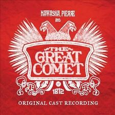 Natasha, Pierre and the Great Comet of 1812 [Original Cast Recording] (CD,...