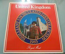 Willie: United Kingdom 1985 Unc set