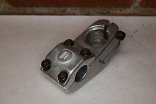Volume Staple BMX Stem silver (Fit Stolen Eastern Odyssey Primo Animal S&M Cult)