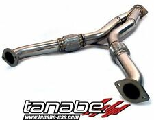 Tanabe T50063 Y Pipe fits 350z 370Z G35 Coupe Sedan 03-05 G37 Coupe 08-12 RWD