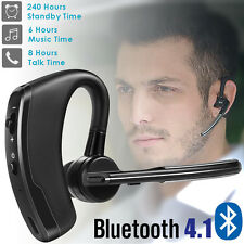 Bluetooth 4.1 V8 Stereo Music Headset Wireless Earbud Sport Headphone Earphone