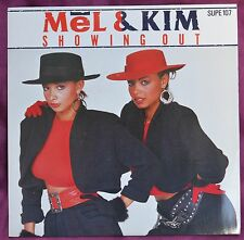 "Mel & Kim – Showing Out (Get Fresh At The Weekend) 7"" – SUPE 107 matrix A1/B1"
