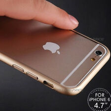 Aluminum Metal Bumper Frame Hard Case Cover Shell for Apple iPhone 6 4.7'' inch