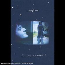 26654 // MATHIEU CHEDID -M - DE L'AUBE A L'AURORE- DVD NEUF SOUS BLISTER