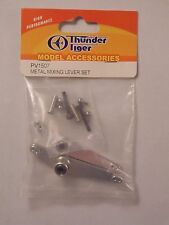 Thunder Tiger Raptor G4 Metal Mixing Lever Set PV1507 NIP