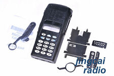 Front Outer Case Housing Cover Shell Refurb Kit For Motorola GP338 Radio
