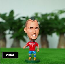 Statuina ARTURO VIDAL #8 CHILE football action figure 7cm doll copa america 2016