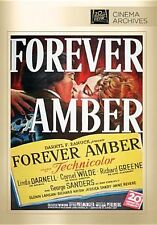 Forever Amber - Region Free DVD - Sealed
