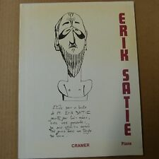 Pianoforte Erik Satie per Pianoforte ALBUM, Ed. Maurice Rogers, Cramer