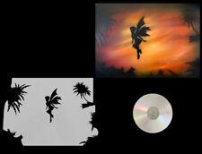 Step by Step Stencil AEROGRAFO/Stencil 0570 fee 1 & CD CD