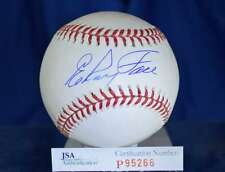 ELROY FACE JSA HAND SIGNED FEENEY NATIONAL LEAGUE AUTOGRAPH BASEBALL AUTHENTIC