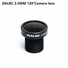 DALRC FPV 2.5mm Lens 120 Degree Wide Angle for Mini CCD Camera