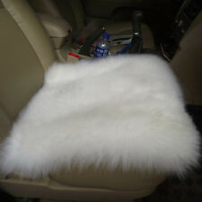 Faux Sheepskin Soft Natural Long Wool Fur Rug Car Seat Mat Sofa Chair Cushion