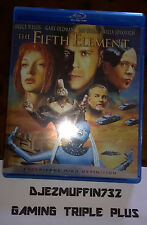 THE FIFTH ELEMENT BLU-RAY