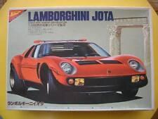 NICHIMO 1/24 Lamborghini Jota Plastic Model Kits