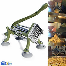 French Fry Cutter Commercial Potato Slicer Vegetable Chopper Fries Maker Dicer