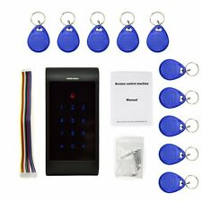 RFID Proximity Door Entry/Lock Access Home Security Control System with 10 Key F