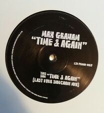 "Max Graham  ""Time & Again"" * MG 2006 / Last Ever Sidechain Mix / Limited Promo"
