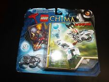LEGO, CHIMA, ICE TOWER, KIT #70106, 101 PIECES, NEW IN PACKAGE, 2013