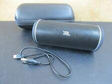 JBL FLIP 2 WIRELESS BLUETOOTH PORTABLE SPEAKER WITH CASE & USB CHARGER