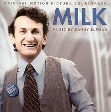 1 CENT CD Milk  - SOUNDTRACK david bowie, sylvester, danny elfman