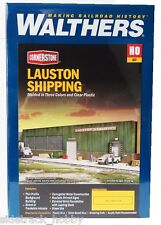 HO Scale Walthers Cornerstone 933-3192 Bud's Trucking Co. Background Building