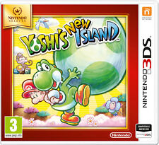 Yoshi's New Island (Super Mario) NINTENDO 3DS Select IT IMPORT NINTENDO