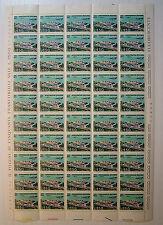 1973 ITALIA 150 lire   Areonautica Militare   foglio intero MNH**