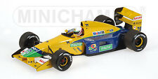 1/18  Benetton Ford B191B   1992 Season  Martin Brundle