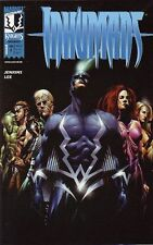 Inhumans Marvel Knights (2000) tedesco #1,2,3+4 completa (US vol.2 1-12) Jae Lee