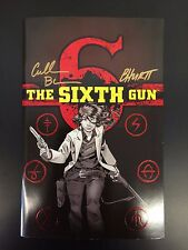 Sixth Gun #50 (Oni, 2016) Heroes Con Variant DOUBLE SIGNED