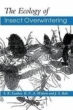 The Ecology of Insect Overwintering-ExLibrary