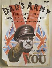 Dad's Army Multi Signed The Defence of Front Line English Village AFTAL/UACC RD