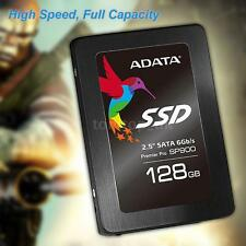 "ADATA 128GB 512G SSD 2.5"" SATA 3.0 6Gb/s Internal SSD MLC for Desktop W9K0"